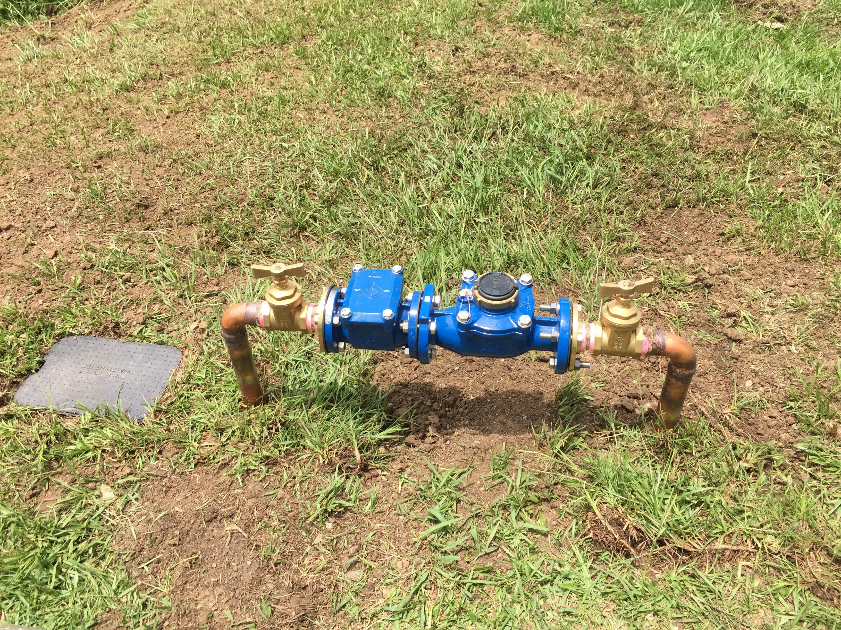 50mm water meter